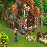Скриншот из игры Рыцари и Принцессы